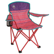 Chair - Quad, Youth, Pink