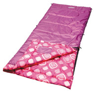 Sleeping Bag - Girl, Rectangular, Youth