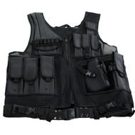 Deluxe Tactical Vest Husky, Right Hand