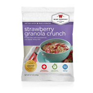 Dessert Dish - Strawberry Granola Crunch, 4 Servings