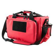 Competition Range Bag - Red w/Black Trim