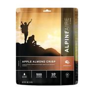 Apple Almond Crisp Serves 2