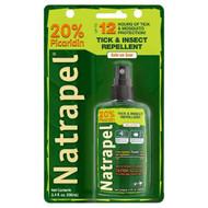 Natrapel - 12 Hours Spray, 3.40 oz Pump