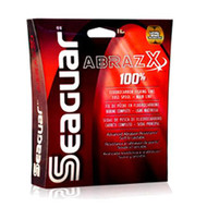 """AbrazX Freshwater Fluorocarbon Line - .015"""" Diameter, 17 lb Tested, 200Yards, Clear"""