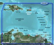 Garmin HXUS030R G2 Micro SD Southeast Caribbean