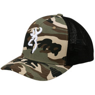 Colstrip Mesh Cap - Camouflage, Large/X-Large