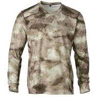 Hell's Canyon Speed Plexus Mesh Shirt - Long Sleeve, ATACS Arid/Urban, Small