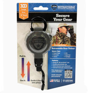 """Retractable Gear Tether Hunting - Extreme Duty, 14 36"""""""