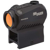 Romeo5 Compact Red Dot Sight - 1x20mm, 2 MOA Dot, Black