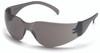 Pyramex S4120S Intruder Safety Glasses, Frame: Gray, Lens: Gray-Hardcoated (12 Pair)