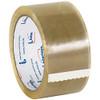 Intertape 291 - 72 MM X 100 M 2.5 Mil Premium Acrylic CST Clear Carton Sealing Tape - GI171-00 (24 Rolls)