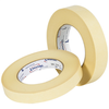 Intertape PG56 - 2 IN X 60 YD High Temp Medium Grade Natural Masking-Paper Tape - PG56..10 (24 Rolls)