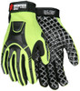 Memphis MC500 Cut Pro Gloves 10 Gauge HPPE/Synthetic Nylon, Size Medium (1 Pair)