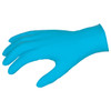 Memphis 6015 NitriShield, 4 mil Nitrile Textured Grip, Powder Free Gloves, Size Medium ( 1 Box)
