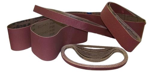 Vsm Xk870j 3 5 X 15 5 Sanding Belt 120 Grit 10 Pack 09