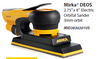 "Mirka MID3830201US Deos 2.75"" x  8"" Electric Orbital Sander 3mm"