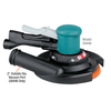 "Dynabrade 58446 8"" Dia. Two-Hand Gear-Driven Sander, Central Vacuum"