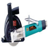 "Dynabrade 52438 5"" (127 mm) Dia. 7 Degree Offset Vacuum Cut-Off Wheel Tool"