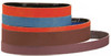 """Dynabrade 82558 - 1/8"""" (3 mm) W x 18"""" (457 mm) L 80 Grit Ceramic DynaCut Belt (Qty 50)"""
