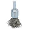 """Dynabrade 78830 - Crimped Wire End Brush 3/4"""" (19 mm) Dia. x .006 x 7/8"""" Stainless Steel"""