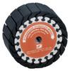 """Dynabrade 94564 - 5"""" (127mm) Dia. x 1"""" (25mm) W Dynaflex Expander Wheel 5/8""""-11Thread For 5"""" (127mm) Dia. x 1"""" (25mm) W Band"""