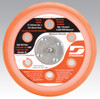 "Dynabrade 56260 6"" Vacuum Disc Pad Hook-Face Short Nap 3/8"" Thickness"