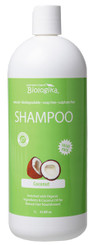 Biologkia Coconut Shampoo 1L