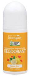 Biologkia Lemon Kiss Deodorant