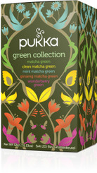 Pukka Herbs Green Collection