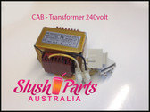 CAB Faby - Electrical - Transformer 240volt version