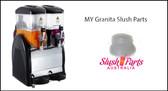 MY Granita  - XRJ-MGS - Suction Auger Gasket