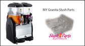 MY Granita  - XRJ-MGS - Clear Tap Support