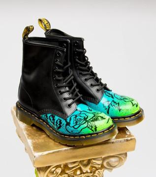 "Custom Dr. Marten ""Daydreamer"" Boot"