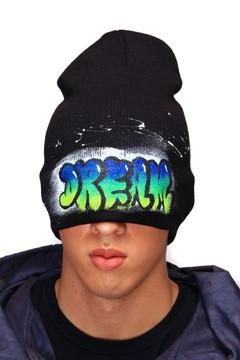 'DREAM' GRAFFITI HAT (MENS)