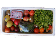 $45 Fruit & Salad Box