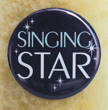Button Singing Star