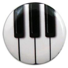 Button Piano Keys