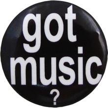Button Got Music