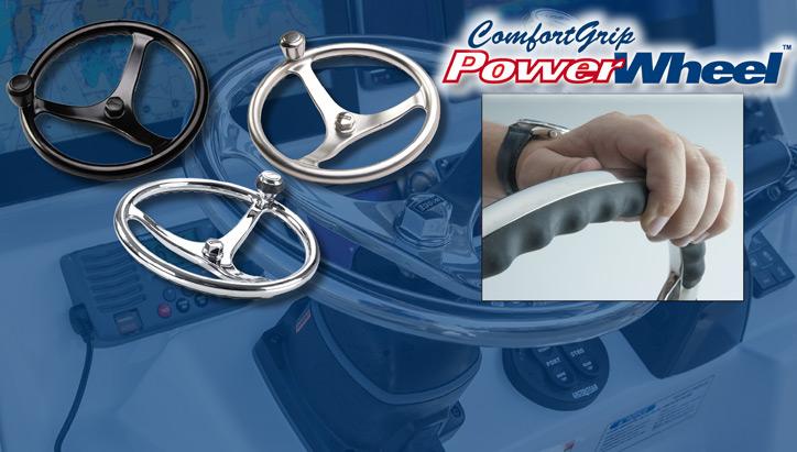 ComfortGrip PowerWheels