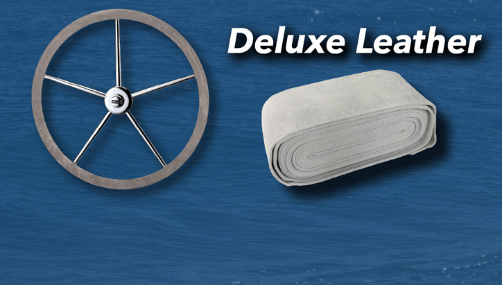 Deluxe Leather Cover
