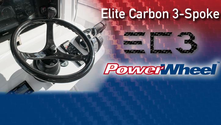 EC3 Elite Carbon 3-Spoke