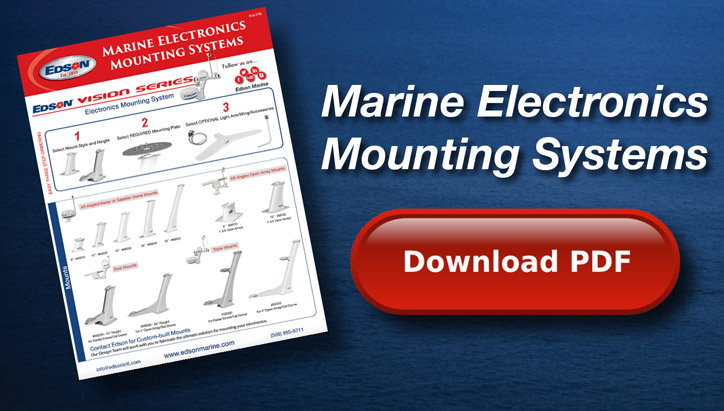 Marine Electronics Mounting Systems