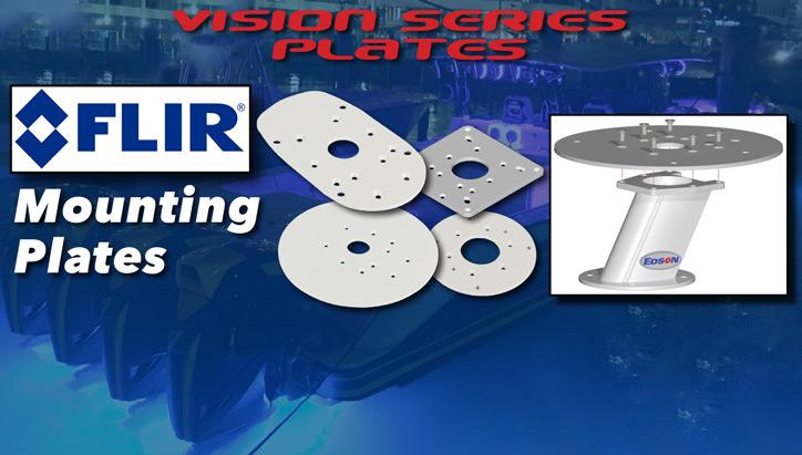 FLIR Mounting Plates