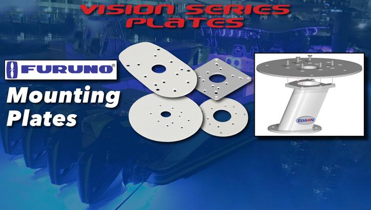 Furuno Mounting Plates
