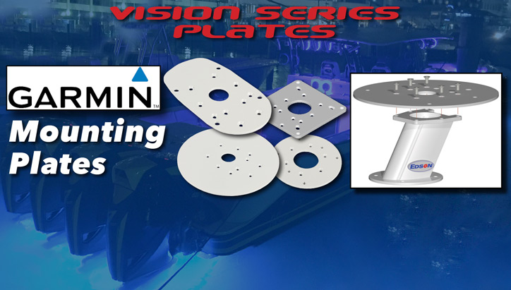 Garmin Mounting Plates