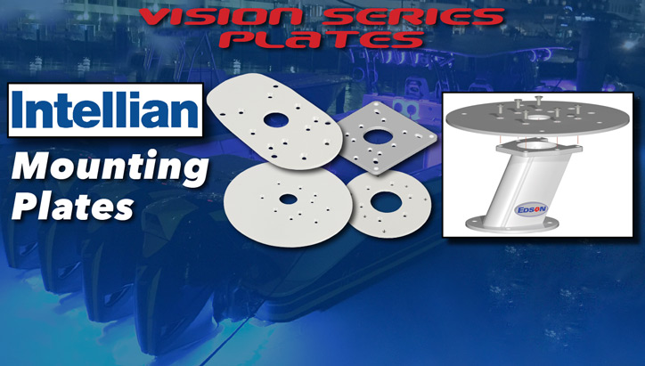 Intellian Mounting Plates