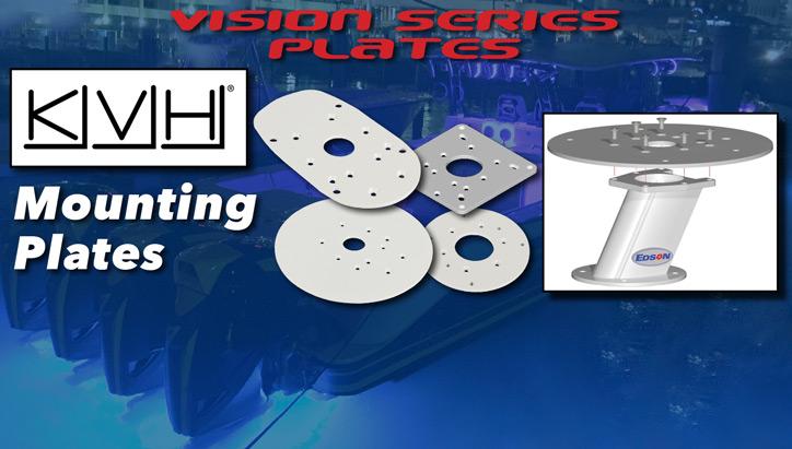 KVH Mounting Plates