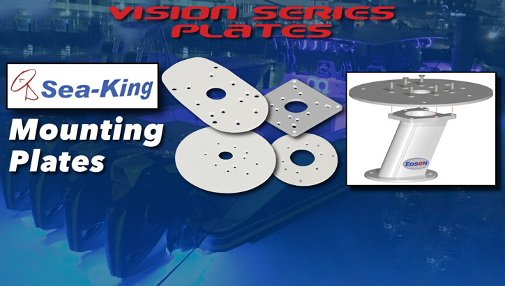 Sea-King Mounting Plates
