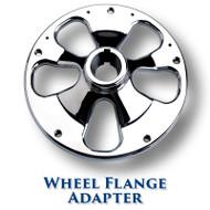 Wheel Flange Adapter Tapered Shaft