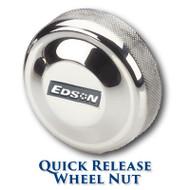 """Quick Release Wheel Nut - 3/4""""-10 Shaft Threads"""